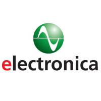 Electronica 2018 in Munich, Germany.