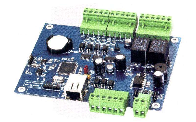 Low power consumption solar photovoltaic charging control board solution based on ST LM2904