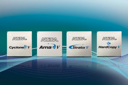 Altera's Cyclone Family of Devices naming conventions