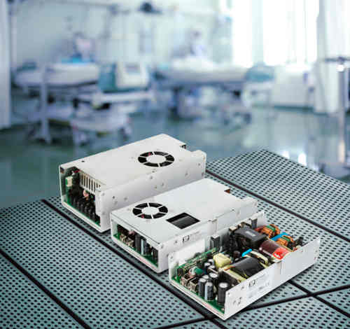 XP Power introduces two new AC-DC power supply series to provide BF insulation