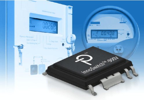 900V InnoSwitch-EP IC for industrial and three-phase power applications