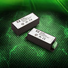 Small, encapsulated 60-W AC/DC supply is available in pcb or chassis mount
